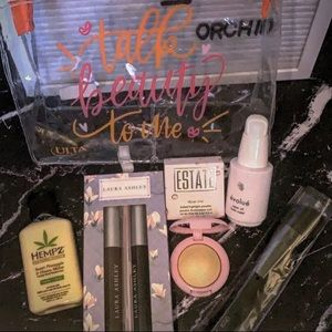 💗Beauty Bundle with Ulta Cosmetic Bag